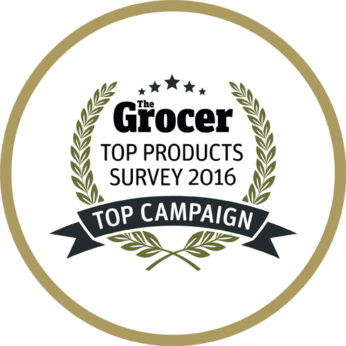 The Grocer Top Marketing Campaign of the Year Award
